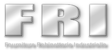 Logo FRI Fourniture Robinetterie Industrielle